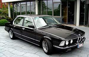 BMW 745iA Highline Modell E23 Von Marco Noack