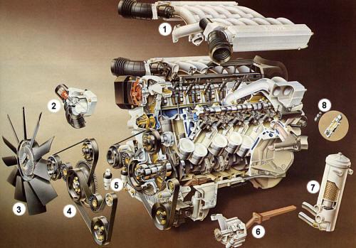 rc motor explosionszeichnung